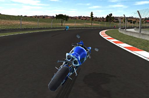 Motosiklet Yarışı