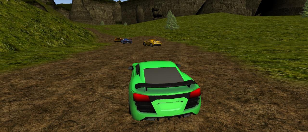 Offoad Araba Yarışı