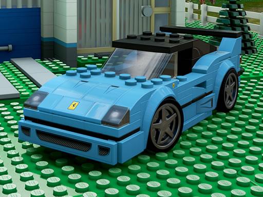 Oyuncak Araba Yapbozu