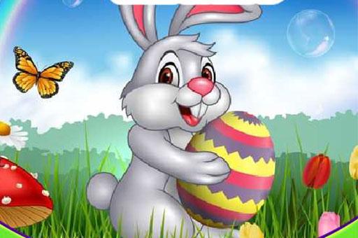 Paskalya Yumurtalarını Bul