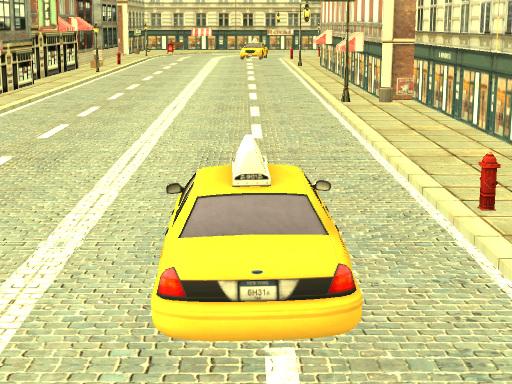 Taksi Simülasyonu
