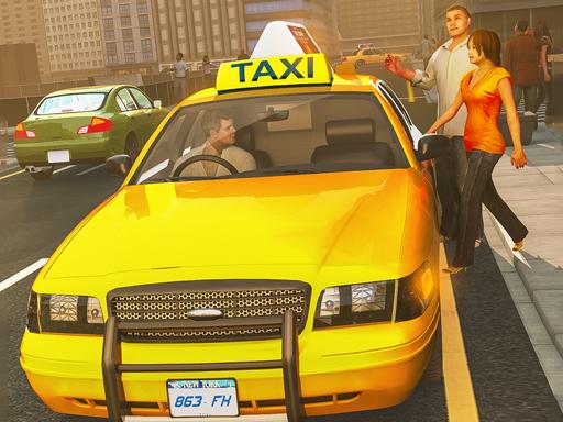 Taksi Sürme Simülatörü