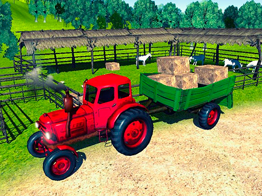 Traktör Kargo Simülasyonu