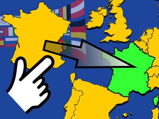 Ülkeleri Bul