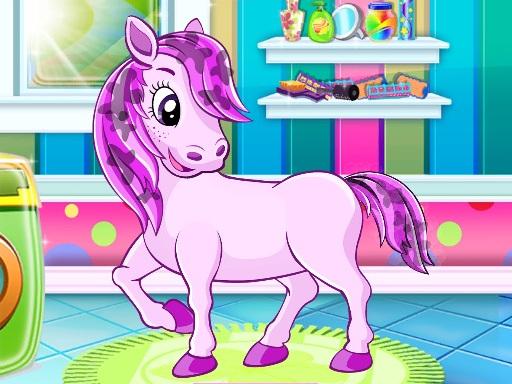 Unicorn Salonu Oyunu Kiz Oyunlari