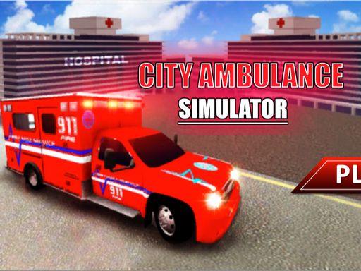 Ambulans Simülasyonu