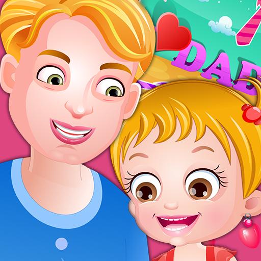 Bebeğin Babalar Günü