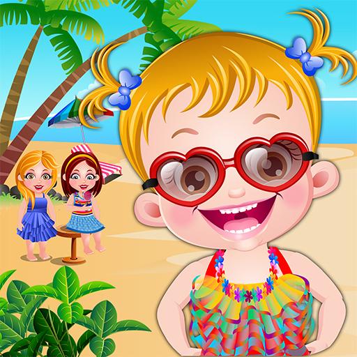 Bebeğin Plaj Partisi