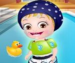 Bebeğin Yüzme Zamanı