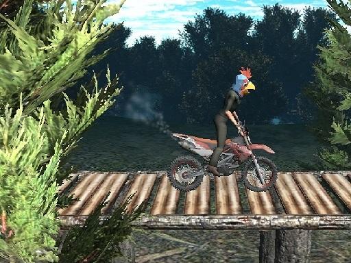 Ekstrem Orman Motosikleti