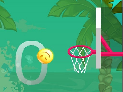 Emoji Basketbolu