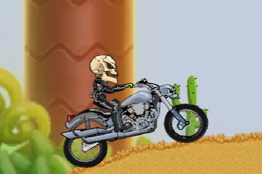 Motosiklet Tırmanışı
