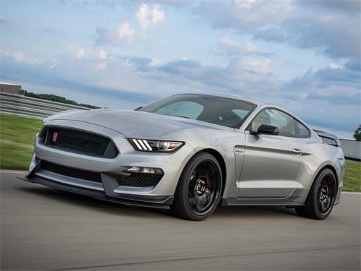 Mustang Shelby Yapboz