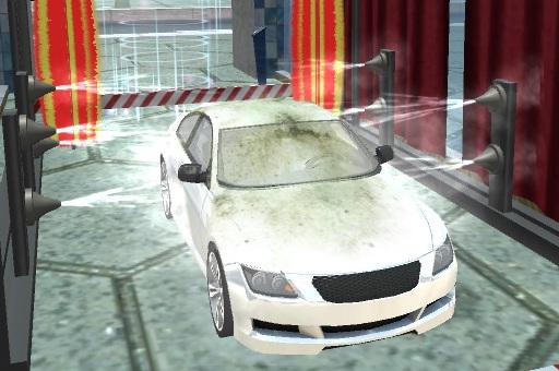 Spor Araba Yıkama