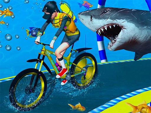 Suda Bisiklet Sürme