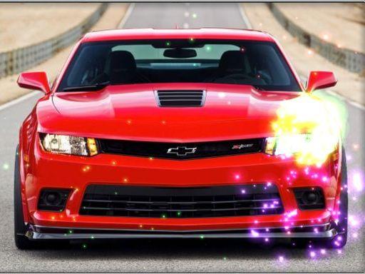 Süper Araba Yapbozu