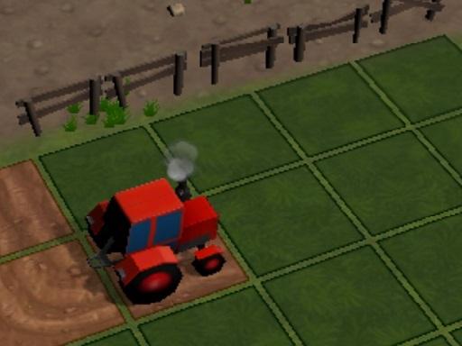 Traktör Bulmacası