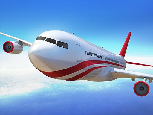 Uçak Simülasyonu 3D