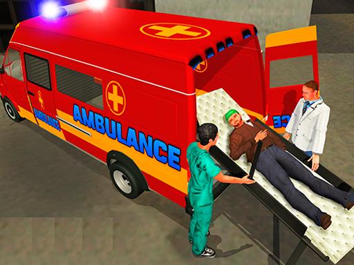 Ambulans Şoförü Simülasyonu