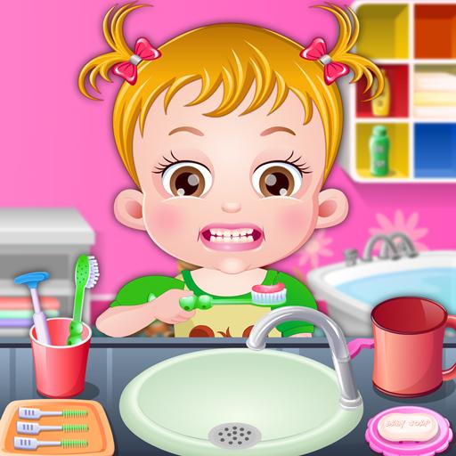 Bebeğin Diş Fırçalama Saati