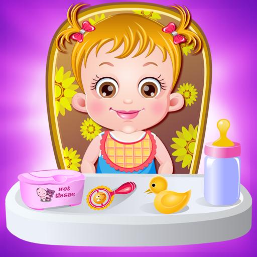 Bebeğin Eğlence Zamanı