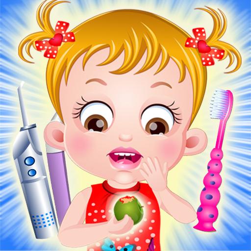 Bebeğin Sakız Tedavisi