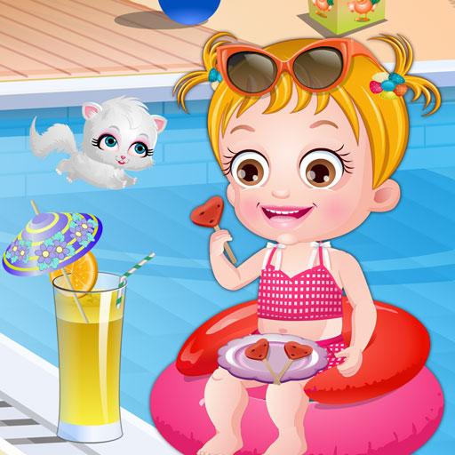 Bebeğin Yaz Eğlecesi