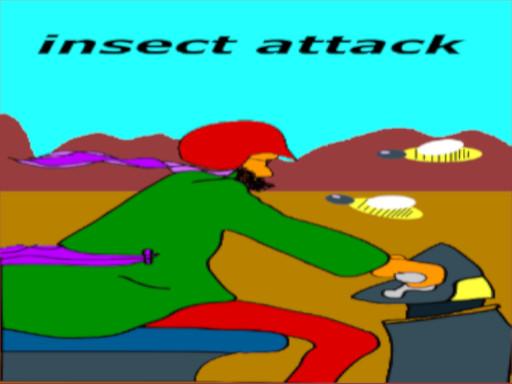 Böcek Atakları