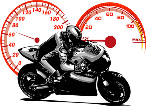 Çılgın Motosiklet Yapbozu