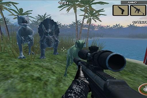 Dinozor Avlama