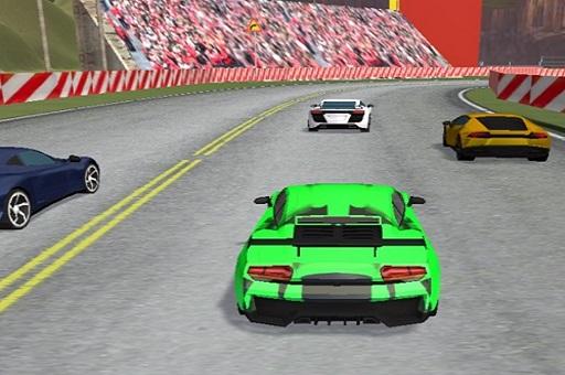Ekstrem Araba Yarışı 2