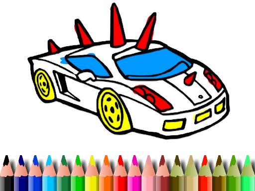 GTA Arabaları Boyama