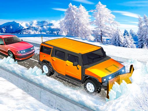 Kar Küreme Simülasyonu
