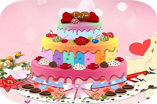 Mükemmel Düğün Pastası