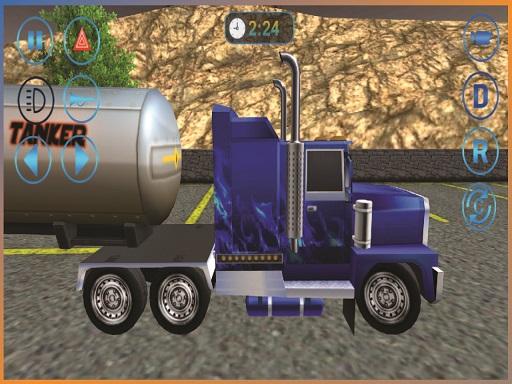 Petrol Tankeri Taşıma