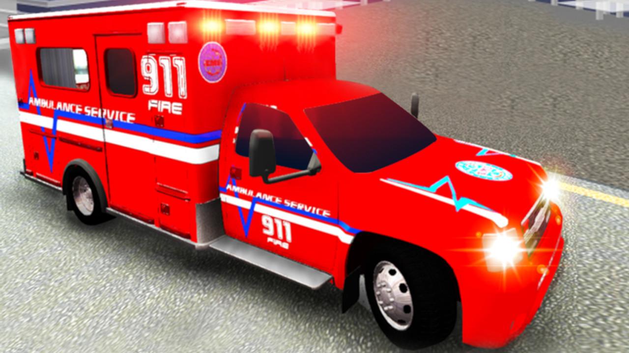 Ambulans Oyunlari Oyun Kolu