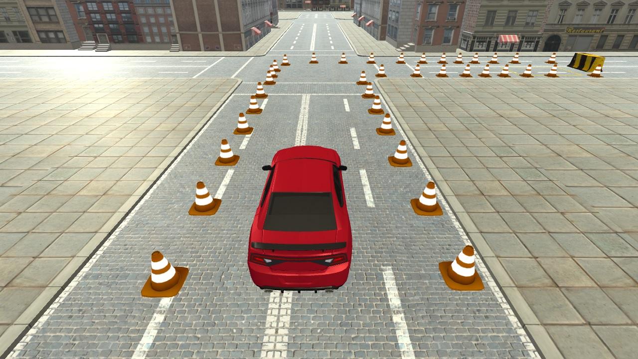 Şehir Arabası Park Etme