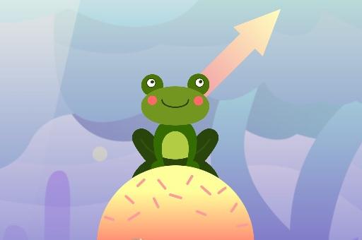 Zıp Zıp Kurbağa