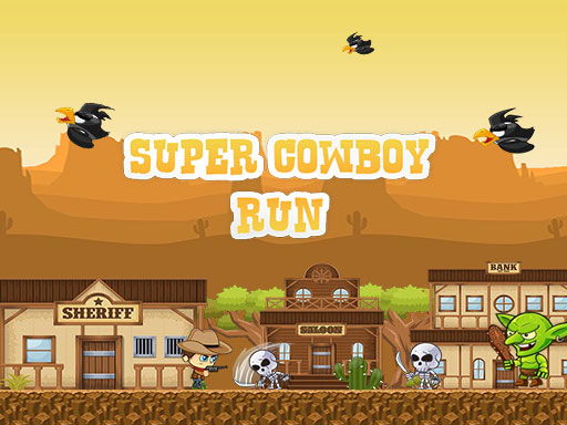 Süper Kovboy Koşusu