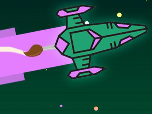 Uzay Gemisi Boyama