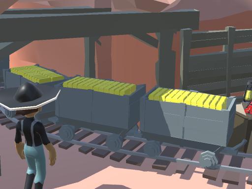 Altın Madeni İşletme