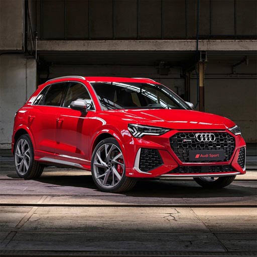 Audi Rs Q3 Yapbozu