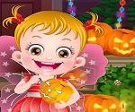 Bebeğin Cadılar Bayramı Partisi