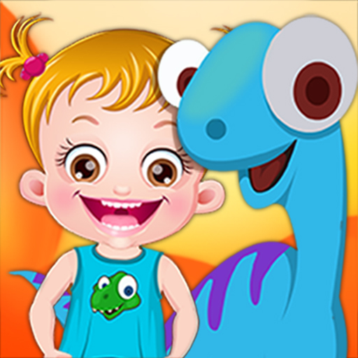 Bebeğin Dinozor Parkı Eğlencesi