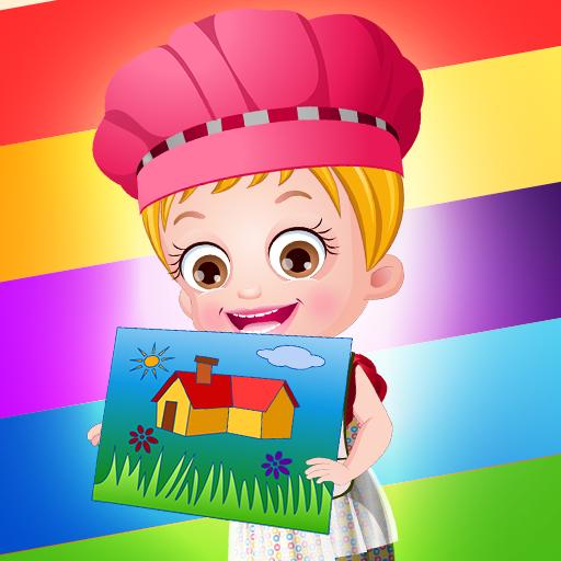 Bebek Renkleri Öğreniyor