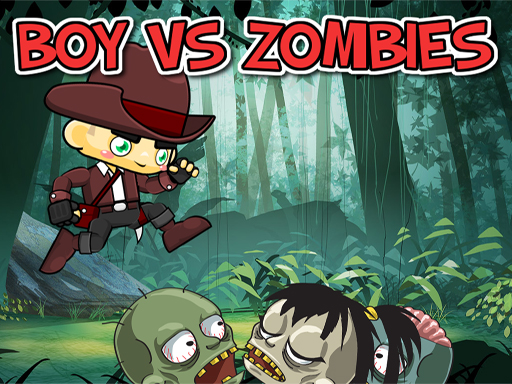 Çocuk vs Zombi
