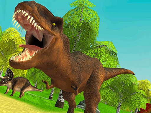 Dinozor Avlama 3D