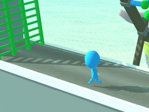 Eğlenceli Yarış 3D