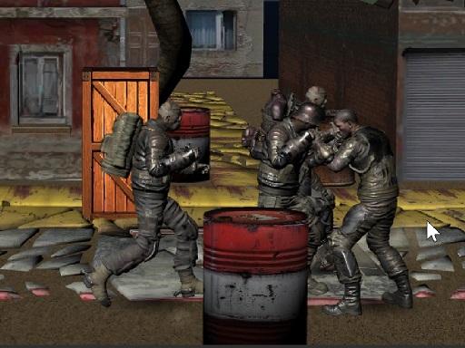 Gerçekçi Sokak Dövüşü