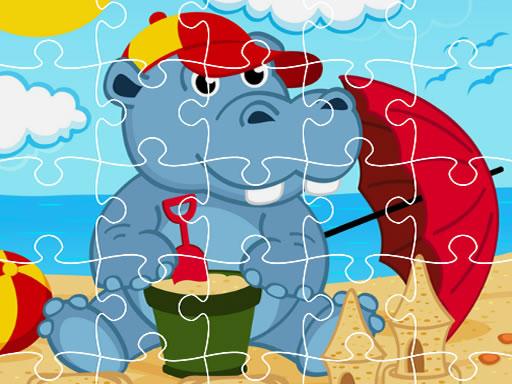 Hipopotam Yapbozu